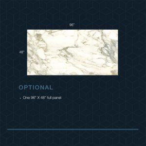 CalacattaGold-optional